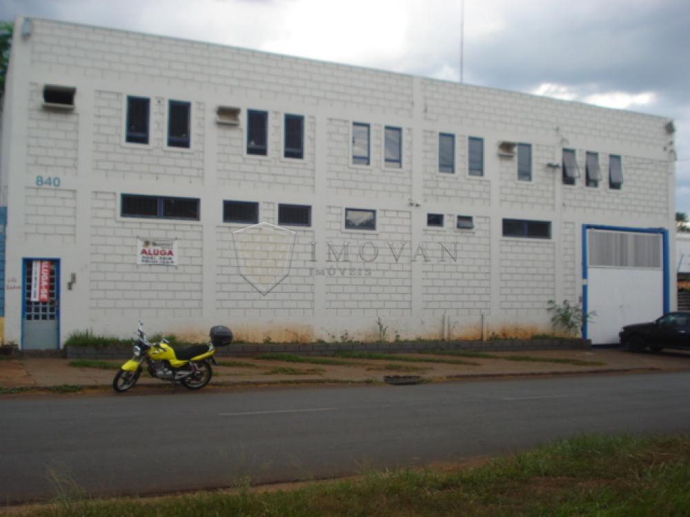 Alugar Comercial / Galpão em Ribeirão Preto apenas R$ 7.500,00 - Foto 1