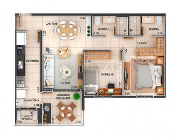 Comprar Apartamento / Padrão em Ribeirão Preto apenas R$ 490.000,00 - Foto 44